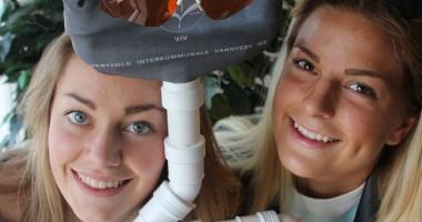 Vestfold Vann støtter Newton-rommet i Larvik