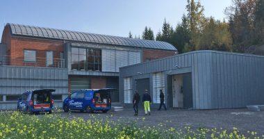 Reservekraft Eidsfoss vannbehandlingsanlegg (VBA)